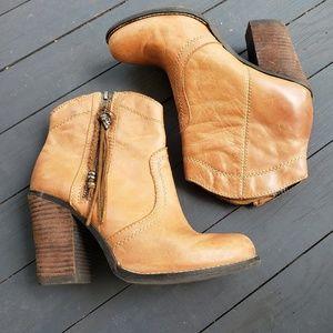 Kelsi Dagger Brooklyn Hanly Leather Booties